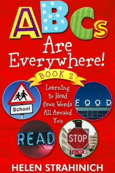 ABCs are Everywhere Book 2