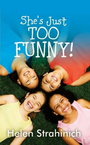 She's Just Too Funny Book