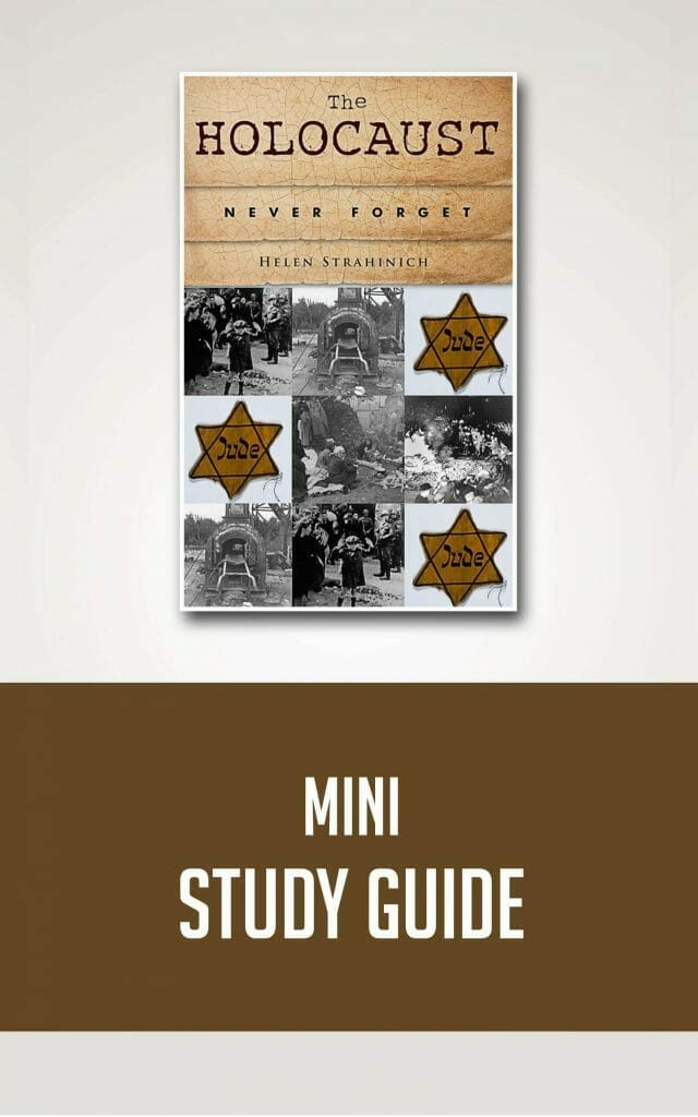 Mini Study Guide for The Holocaust: Never Forget