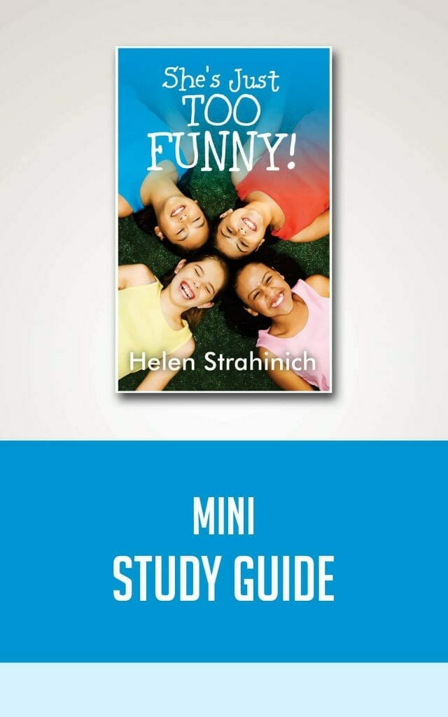 Mini Study Guide for She's Just Too Funny